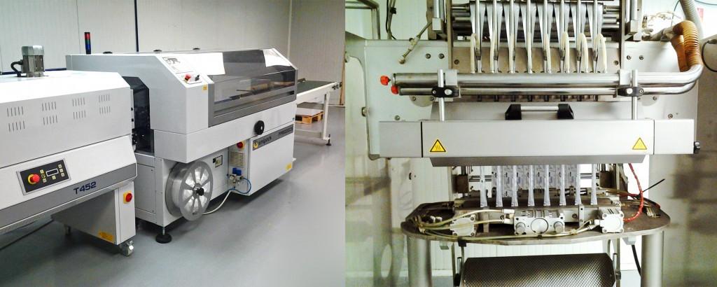 Laboratorios Pinisan - Maquinaria