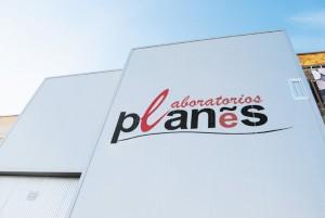 Fachada Planes