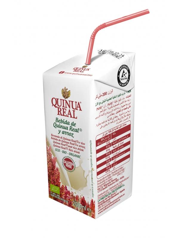 Bebida Mini Quinua Real y Arroz