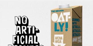Bebida de Avena Oatly