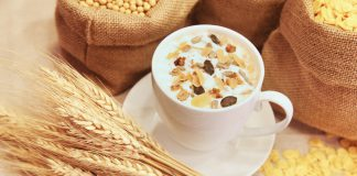 Cereales con semillas de lino
